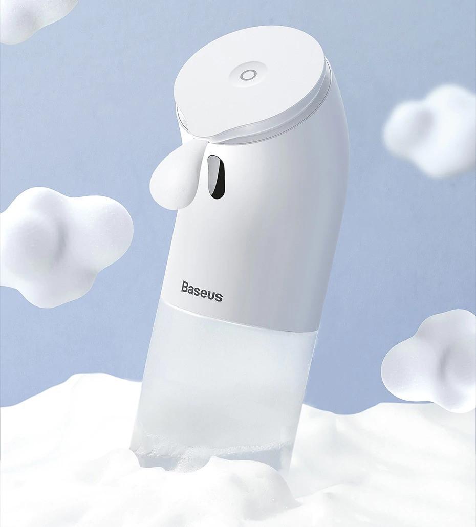 Интеллектуальный автоматический дозатор жидкого мыла Baseus для мытья рук