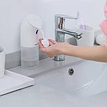 Интеллектуальный автоматический дозатор жидкого мыла Baseus для мытья рук, фото 2