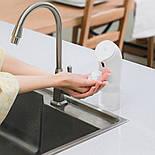Интеллектуальный автоматический дозатор жидкого мыла Baseus для мытья рук, фото 5