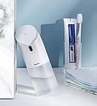 Интеллектуальный автоматический дозатор жидкого мыла Baseus для мытья рук, фото 7