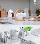 Интеллектуальный автоматический дозатор жидкого мыла Baseus для мытья рук, фото 10