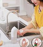 Интеллектуальный автоматический дозатор жидкого мыла Baseus для мытья рук, фото 8