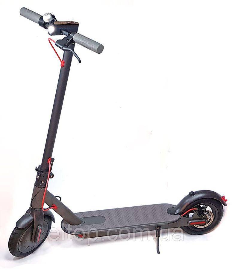 Электросамокат Kugoo Electric Scooter m365 pro черный
