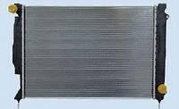 Радиатор Audi- A4 2.5TDI 00-06г.630*412*32 АКП. плоские соты 8E0121251K