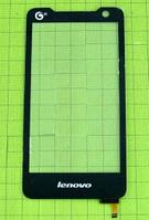 Оригинальный тачскрин / сенсор (сенсорное стекло) для Lenovo S798 (черный цвет)