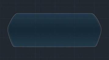 Защитное гибридное стекло на приборную панель MATT TESLA MODEL S 2016