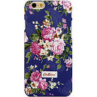 Чехол-накладка для Apple iPhone 6, поликарбонат, Cath Kidston, Синий /case/кейс /айфон