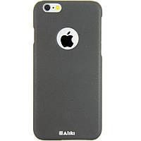 Чехол-накладка для iPhone 6, пластиковый, Shiny Star Series, Aliki, Черный /case/кейс /айфон