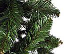 Елка зеленая искусственная на новый год Виктория, фото 3