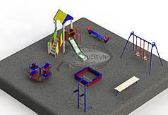 Детская площадка PG6