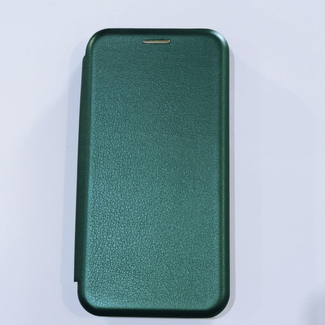 Чехол-книжка для Samsung A01 Core/013 Зеленый