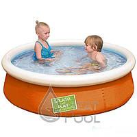 Надувной бассейн Bestway 57241 (152x38см) Orange