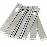 Лезвия №4 Kaisi для макетного модельного ножа 5шт под цанговый зажим (EN-0081-04), фото 6