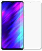 Гидрогелевая защитная пленка на Meizu M10 на весь экран прозрачная