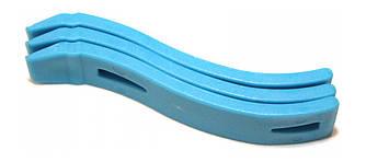 Бортировочні лопатки пластикові Сині