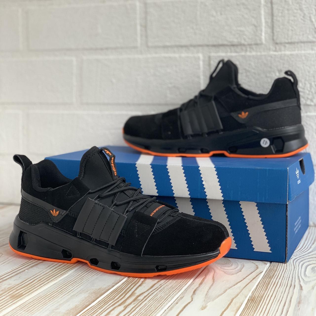 Equipment чёрные кроссовки | мужские кроссовки кеды  41-45р