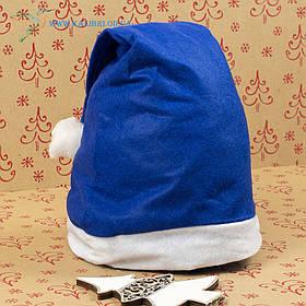 Новорічна шапка Діда Мороза, новорічний ковпак ОО-65
