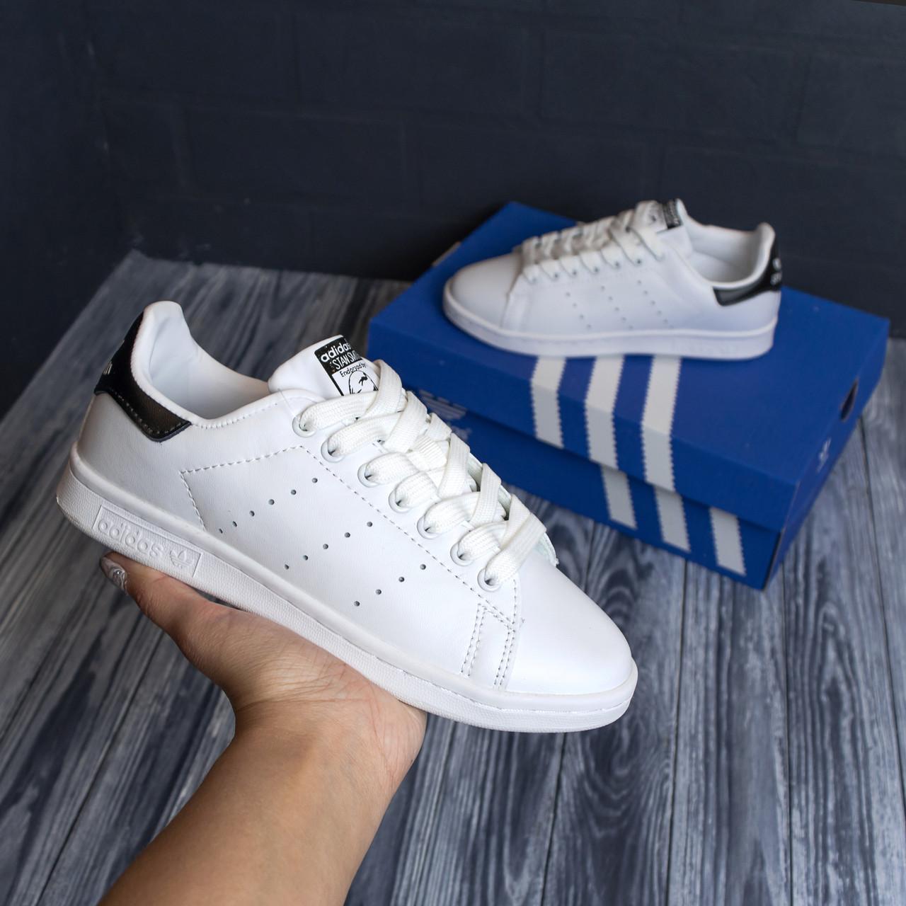 Оголошення!d@s Stan Smith білі кросівки адідас жіночі стан сміт кеди