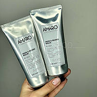 Бальзам после бритья FarmaVita Amaro Skin And Beard Balm 100ml