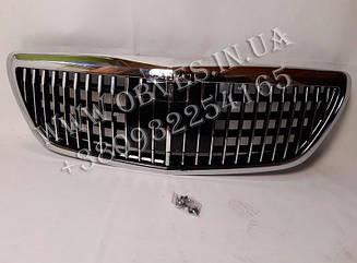 Решетка радиатора Mercedes S-class W222 стиль Maybach