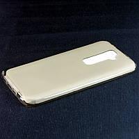 Чехол-накладка для LG G2 D802, LG G2 LS980, ультратонкий силиконовый прозрачный /case/кейс /лж