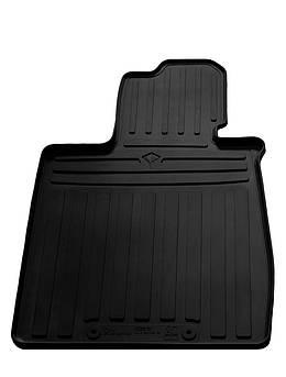Водительский резиновый коврик для  BMW 7 G11 2015-  Stingray
