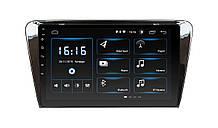 Skoda Oktavia A7 Incar Android 9 DSP штатная магнитола на шкода на шкоду октавия а7