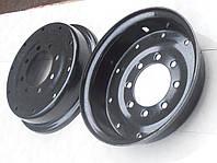 Диск колеса для тракторного прицепа 2ПТС-4 (8-ми шп.) (запчасти 2птс4, запчасти птс-4, запчасти 2птс-6)