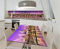 Наклейка 3Д виниловая на стол Zatarga «Дворец шейха» 600х1200 мм для домов, квартир, столов, кофейн,, фото 1