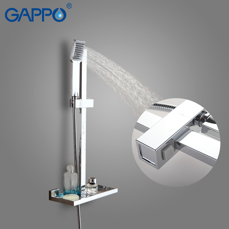 Душевая стойка GAPPO G8010