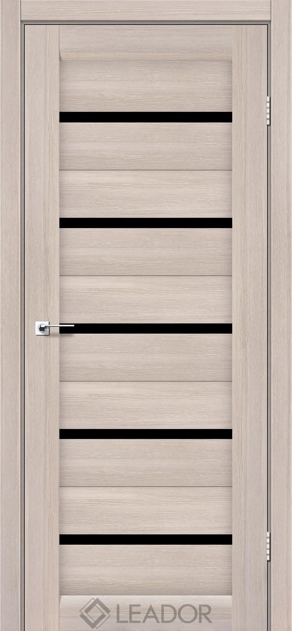 Двери Leador SIENA Монблан BLK