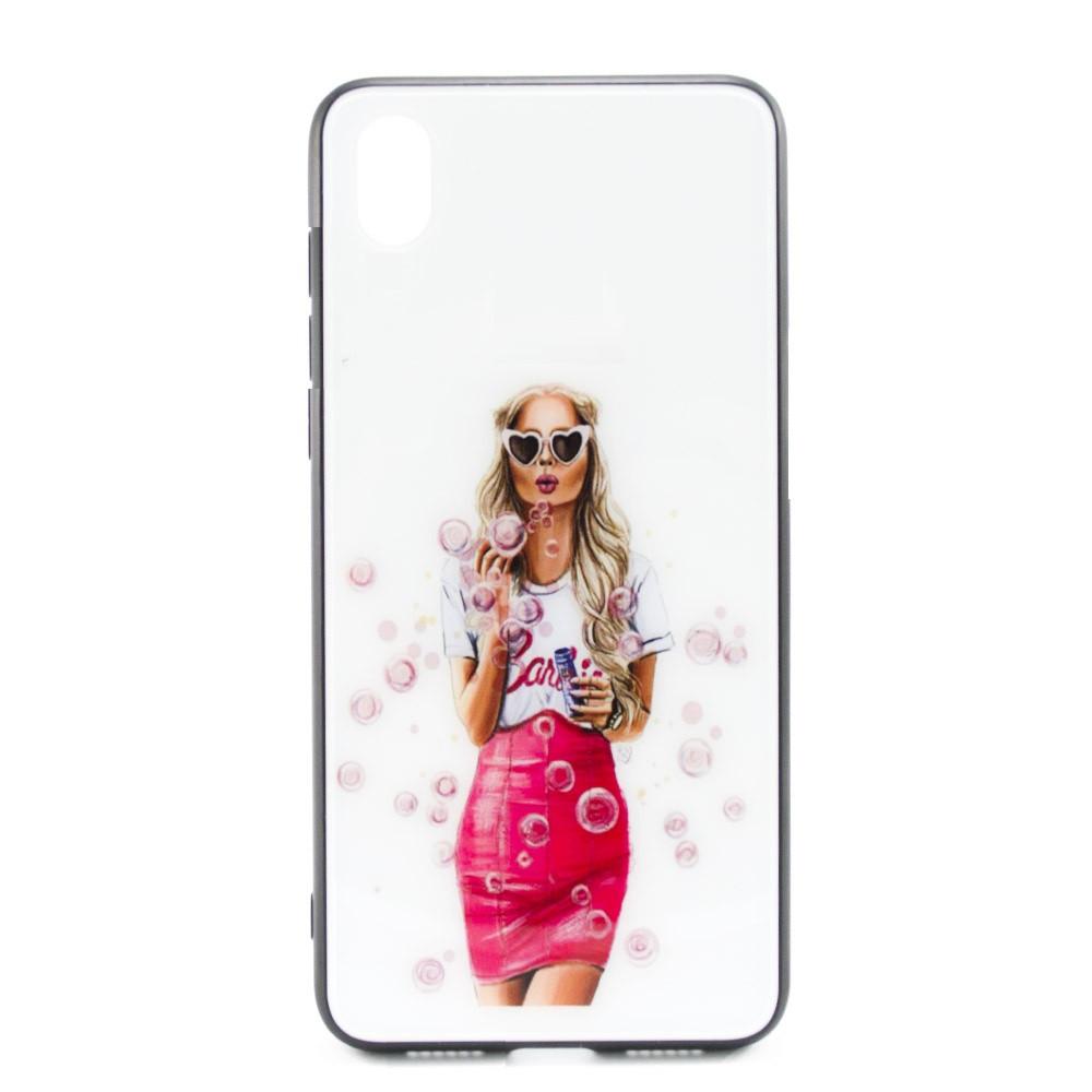 Чехол Fiji Girls для Xiaomi Redmi 7A накладка бампер с рисунком №2