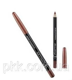 Карандаш для губ Flormar Waterpoof Lipliner водостойкий 1.14 г № 202 Нежно коричневый Soft Pink Brown