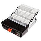 Ящик рыболовный Select Tackle Box SLHS-305 3-х полочный 36.8х21.4х20см, фото 2