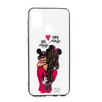 Чехол Fiji Girls для Samsung Galaxy M30s (M307) накладка бампер с рисунком №8
