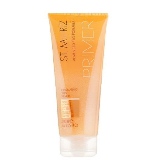 St. Moriz Скраб для тела - Advanced Exfoliating Skin Primer, 200 мл