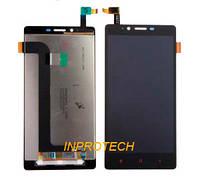 Дисплей (LCD) Xiaomi Redmi Note с сенсором (тачскрином) Black Original
