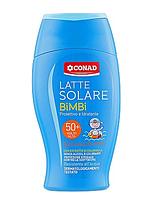Conad Latte Solare p50 Baby - Защитное молочко для детской кожи Uva/Uvb spf50, 200 мл