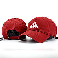 Кепка Adidas Red (AAA+)