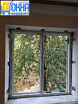 Двухстворчатое окно Salamander 2D, фото 3