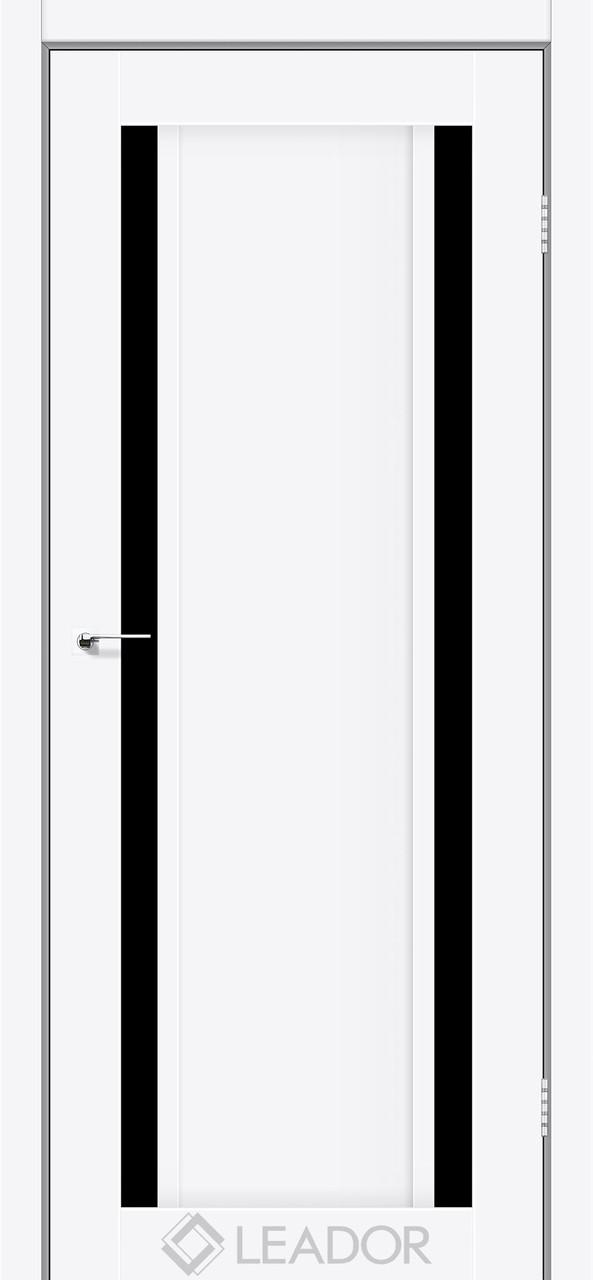 Двери Leador CATANIA Белый матовый BLK