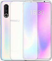 Гидрогелевая защитная пленка на Meizu 16s Pro на весь экран прозрачная