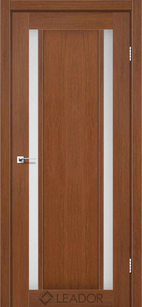 Двери Leador CATANIA Браун ПО
