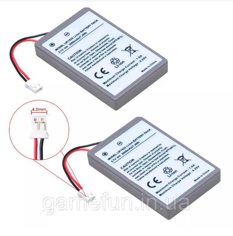 PS4 аккумулятор для джойстика Dualshock 4 (JDM-001, JDM-011, JDM-020, JDM-030) (Китай)