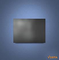 Металлический обогреватель инфракрасный VESTA 800 Вт с терморегулятором и ножками черный, фото 3