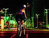 Задняя фара с лазером для велосипеда SKL32-152619, фото 2