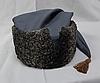 Гетьманська шапка з сірого каракулю, фото 2