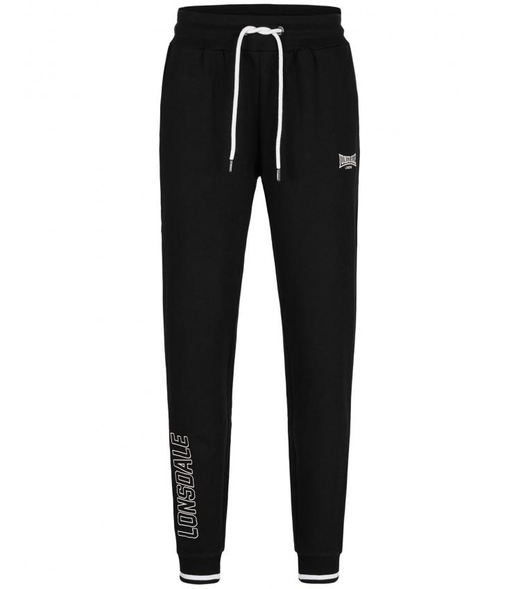 Женские спортивные штаны джогеры Lonsdale 116017 Black
