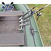 Тримач для спінінга човни ПВХ підставка для вудки стійка для вудки Balloon-4 установка на балон, фото 7