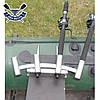Держатель спиннинга для лодки подставка для удилища стойка для удочки Bank-4 установка на сиденье раздвижной, фото 7